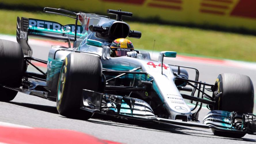 Hamilton se lleva la pole y Alonso maravilla con la 7ª plaza