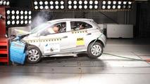 Chevrolet Onix e Kia Rio - Latin NCAP