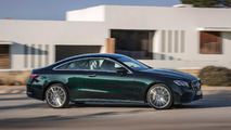 2017 Mercedes-Benz E-Class Coupe first drive