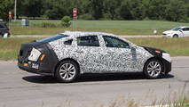 2019 Chevy Malibu Spy Shots