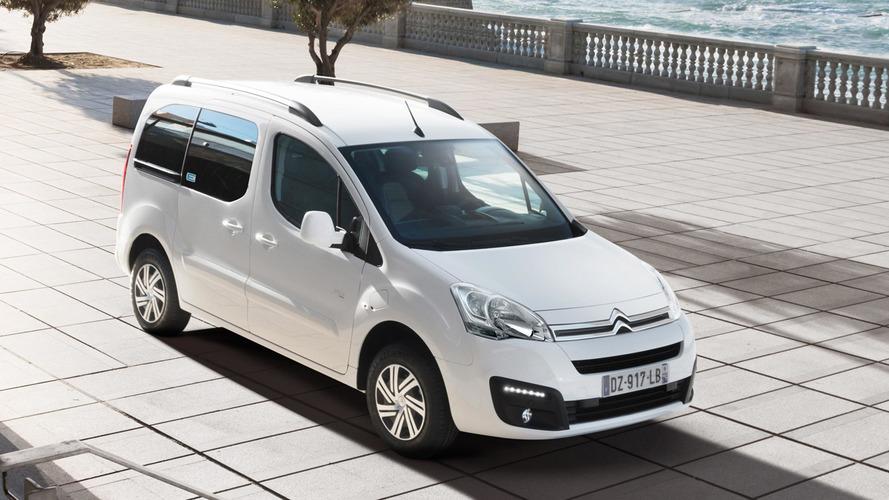 Citroën E-Berlingo Multispace electrifies van segment, 106-mile range