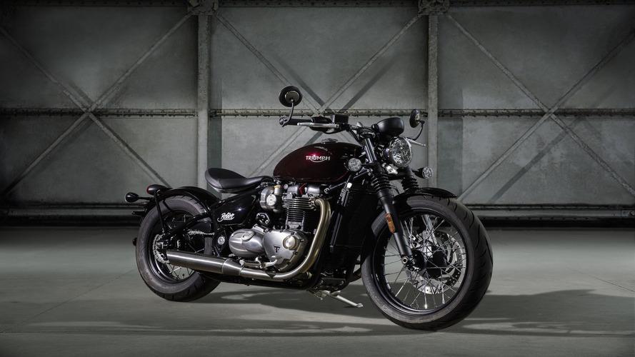Triumph inicia pré-venda da nova Bonneville Bobber