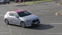 2018 Mercedes A-Class casus videosu