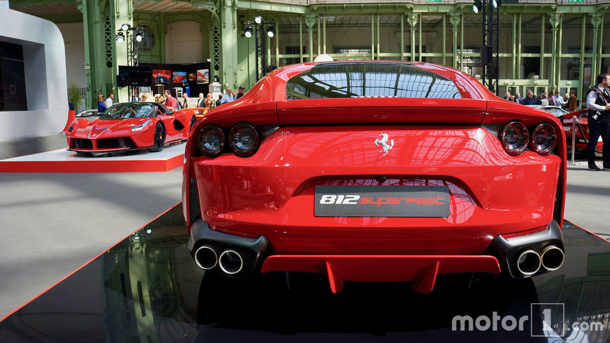 PHOTOS - Ferrari à la fête au Tour Auto 2017 !