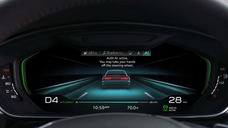 Audi A8'in stopları Örümcek Adam filminde görünüyor