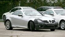 Mercedes SLK AMG Facelift