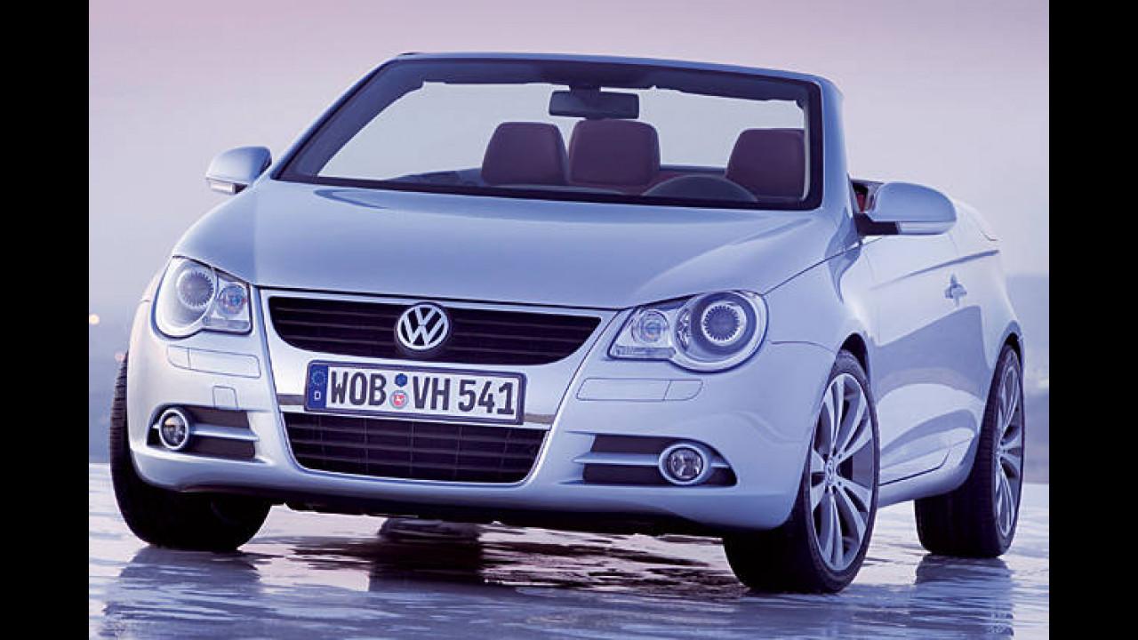 VW Eos 1.6 FSI