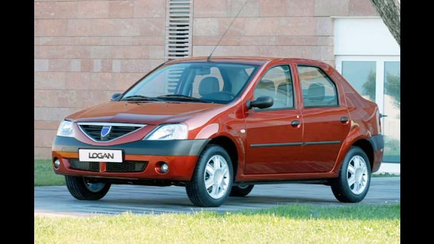 Dacia Logan: Das 5.000-Euro-Auto aus dem Renault-Konzern