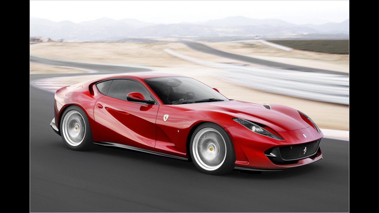 812 Superfast: 800 PS