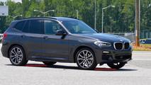 2018 BMW X3 M Sport casus fotoğraflar