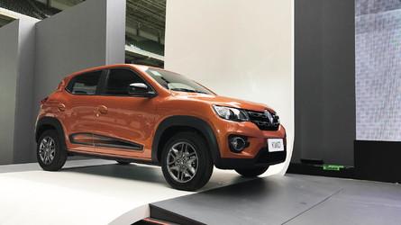 Renault Kwid é lançado com