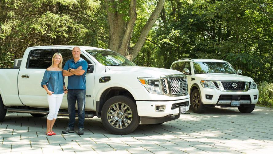 Nissan, HGTV's Brian Bauemler Strike Partnership For Truck Use