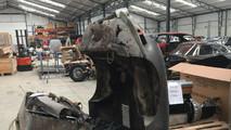 1961 Jaguar E-Type Restoration