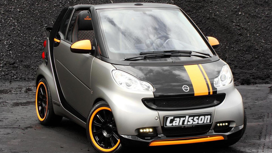 Carlsson announce subtle upgrades for smart forTwo