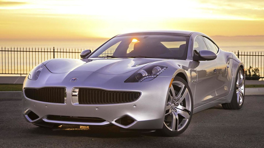 Fisker Karma gets EPA certification