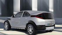 Dacia Duster SUV Production Version