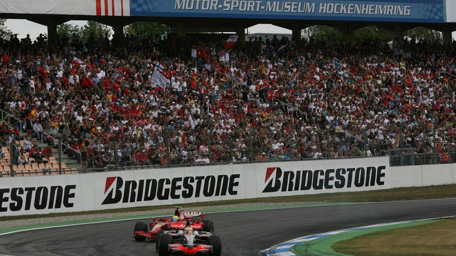 Hockenheim to host German GP next July