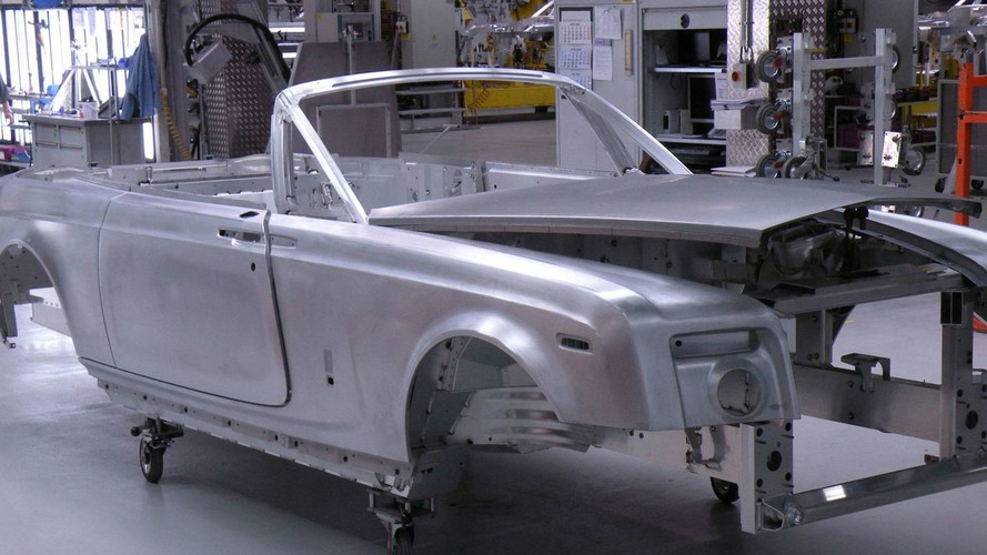 Rolls Royce Phantom on National Geographic Ultimate Factory TV Show