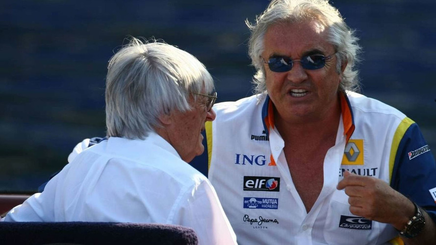 Ecclestone warns Briatore against legal action