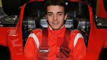 Jules Bianchi (FRA) tests for Scuderia Ferrari, 02.12.2009, Jerez, Spain