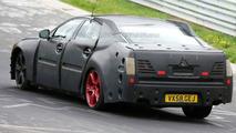Jaguar XJ Prototype Spied on the 'Ring
