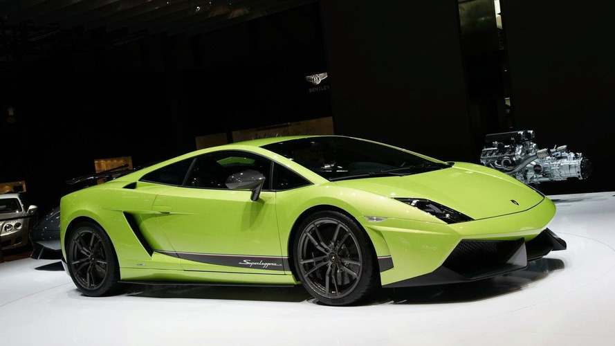 Lamborghini Gallardo 570-4 Superleggera Officially Released
