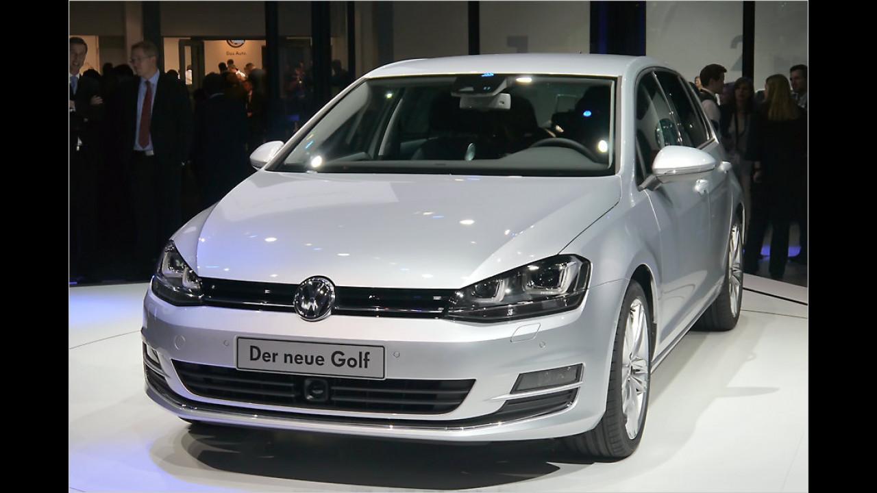 Golf bleibt Golf