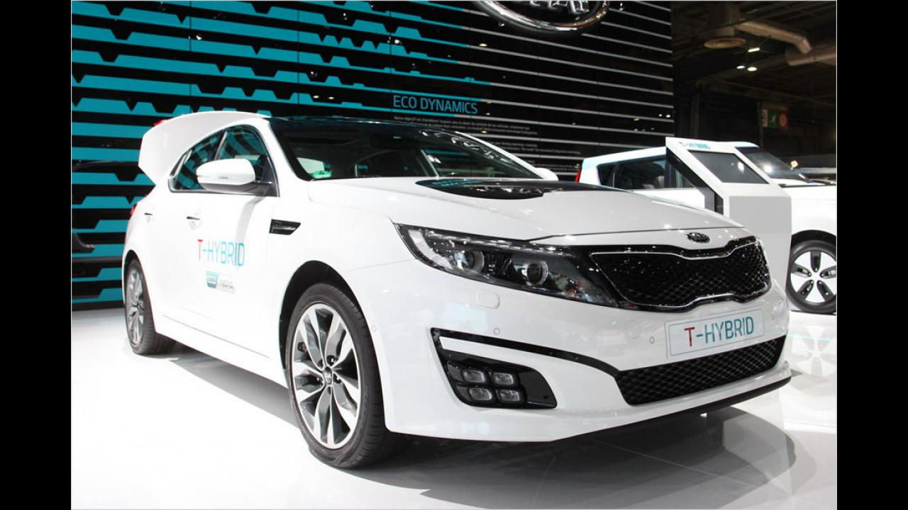 Kia Optima T-Hybrid