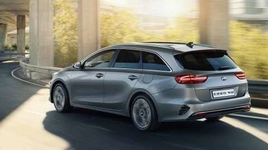 See The 2018 Kia Ceed Sportswagon Before You're Supposed To