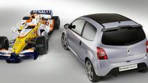 New Twingo Renaultsport Unveiled