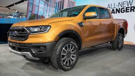 Ford Ranger retorna aos EUA com novo visual