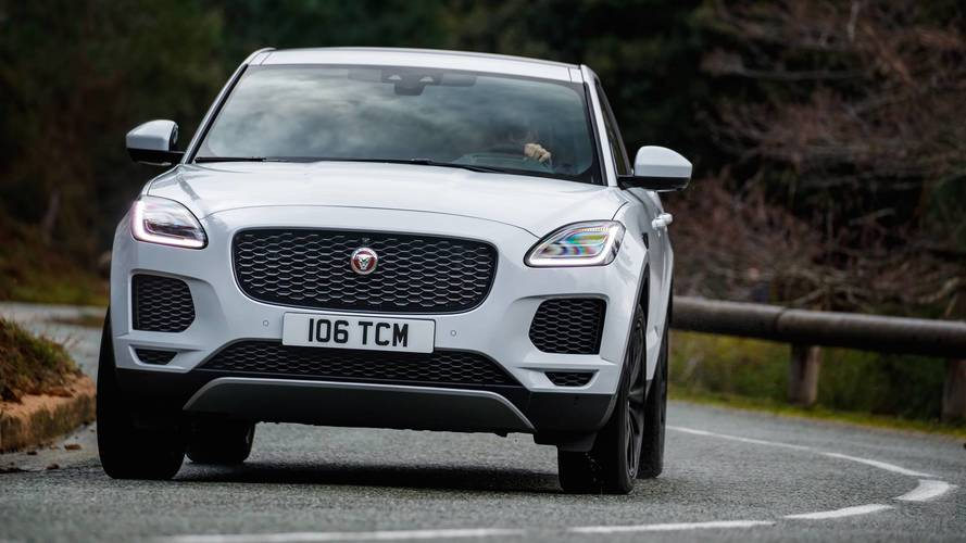 2018 Jaguar E-Pace S 240D AWD first drive: Lacking pace and grace