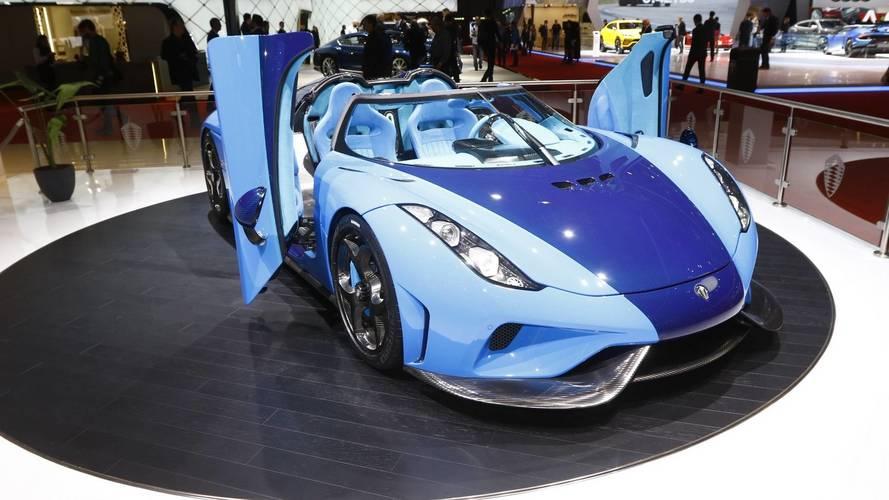 Koenigsegg au Salon de Genève 2018