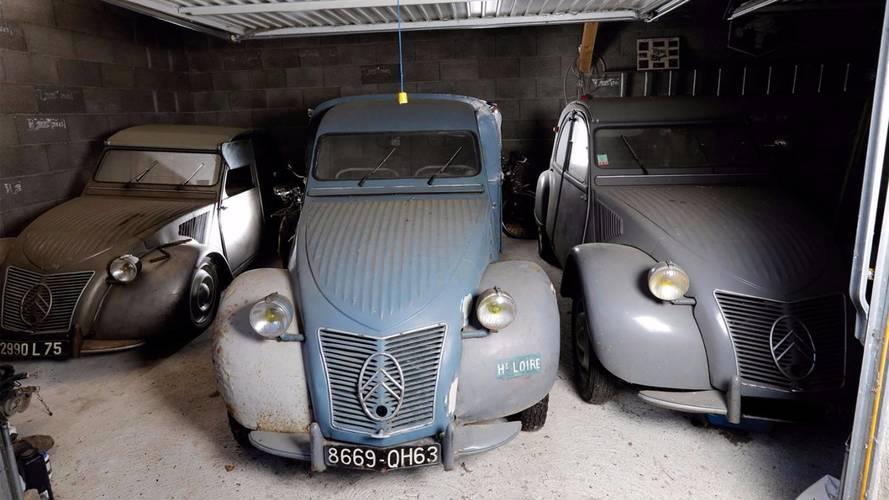 Este Citroën 2CV se ha vendido por más de 70.000 euros