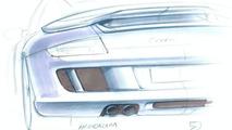 Sportec SPR1 design sketch