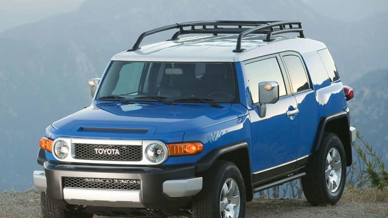 Toyota Land Cruiser FJ Cruiser
