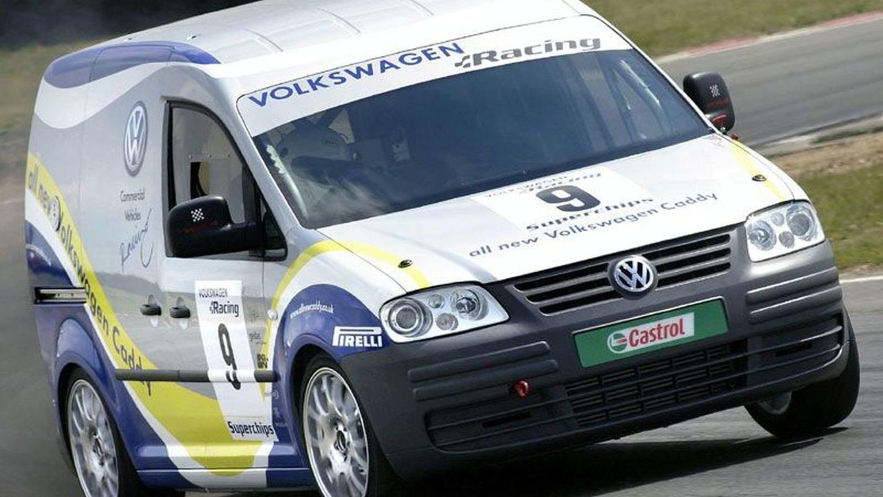 VW Caddy TDI Racer