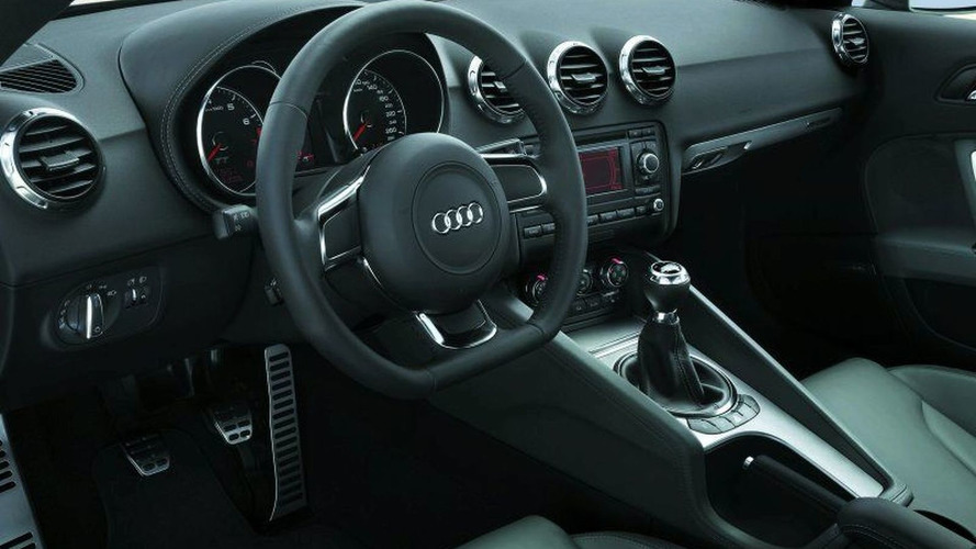 All New Audi TT Coupe Debut