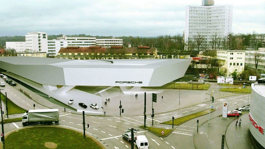 Porsche Museum reveals some of its secrets [video]