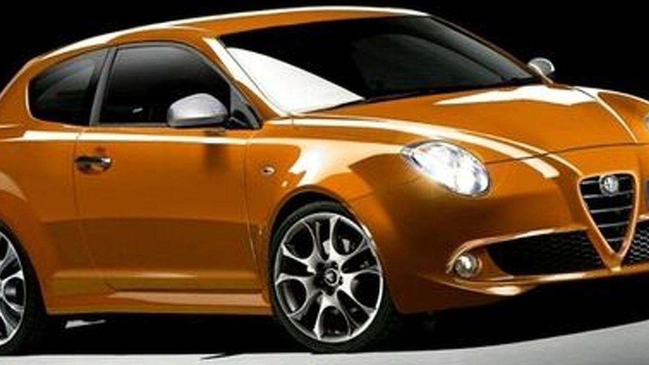 Mini Alfa Romeo?