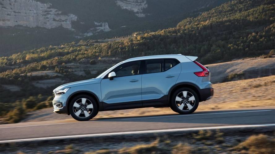 Un Volvo XC50 pourrait être lancé dans quelques années