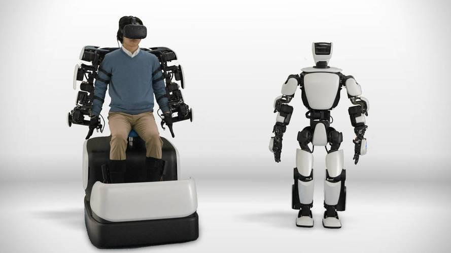 Toyota, uzayda çalışacak insansı bir robot geliştiriyor