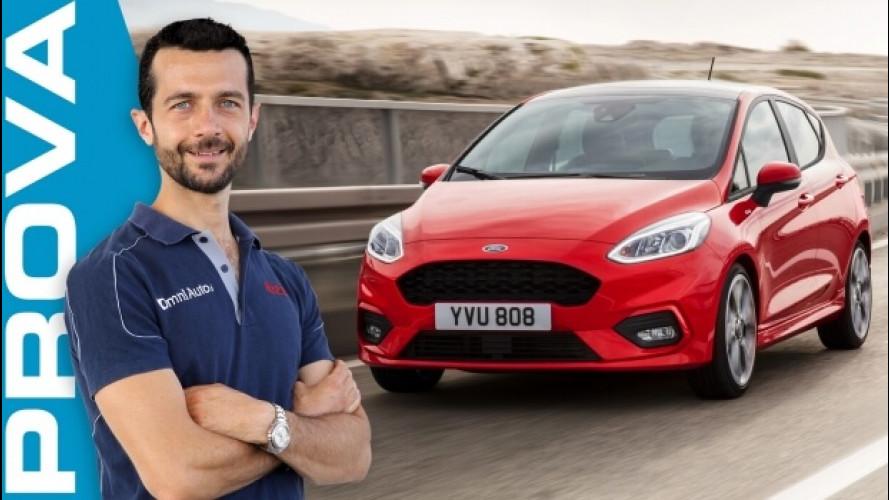 Ford Fiesta, migliora dove serve [VIDEO]