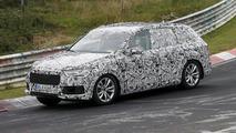 2016 Audi Q7 Plug-in Hybrid spy photo