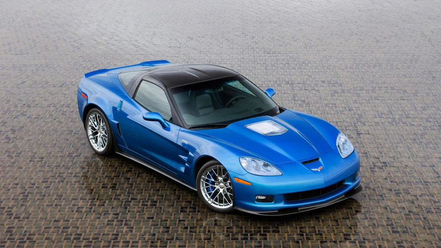 First 'Sinkhole' Corvette restored & displayed at SEMA