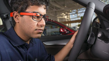 BMW engineers with Google Glass