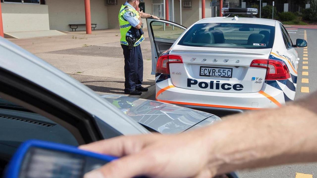 Polestar tuned Volvo S60 police car