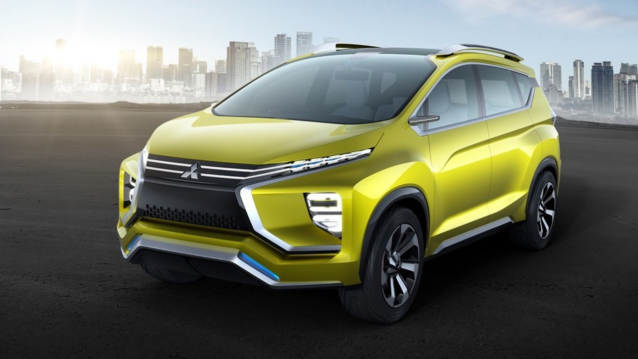 Mitsubishi XM konsepti