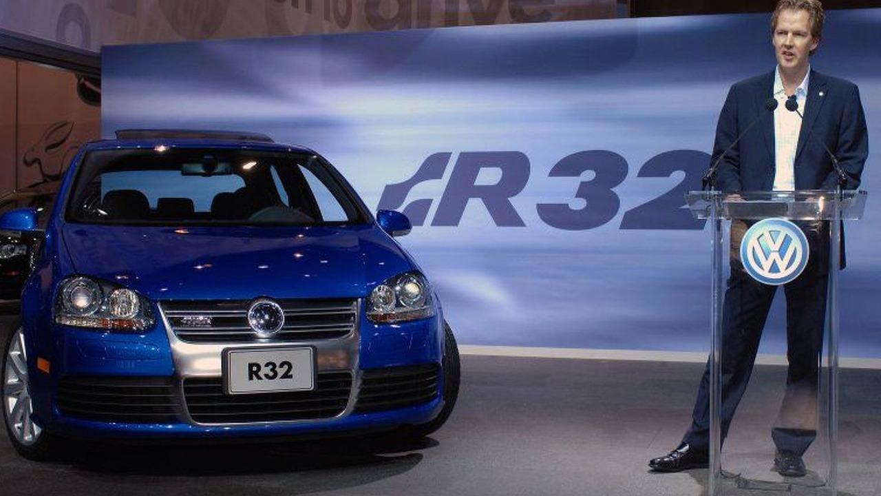 Volkswagen Golf R32 (US)
