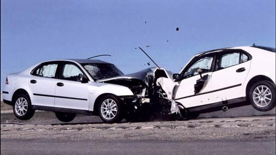 Istat, diminuiscono gli incidenti sulle strade nel 2012